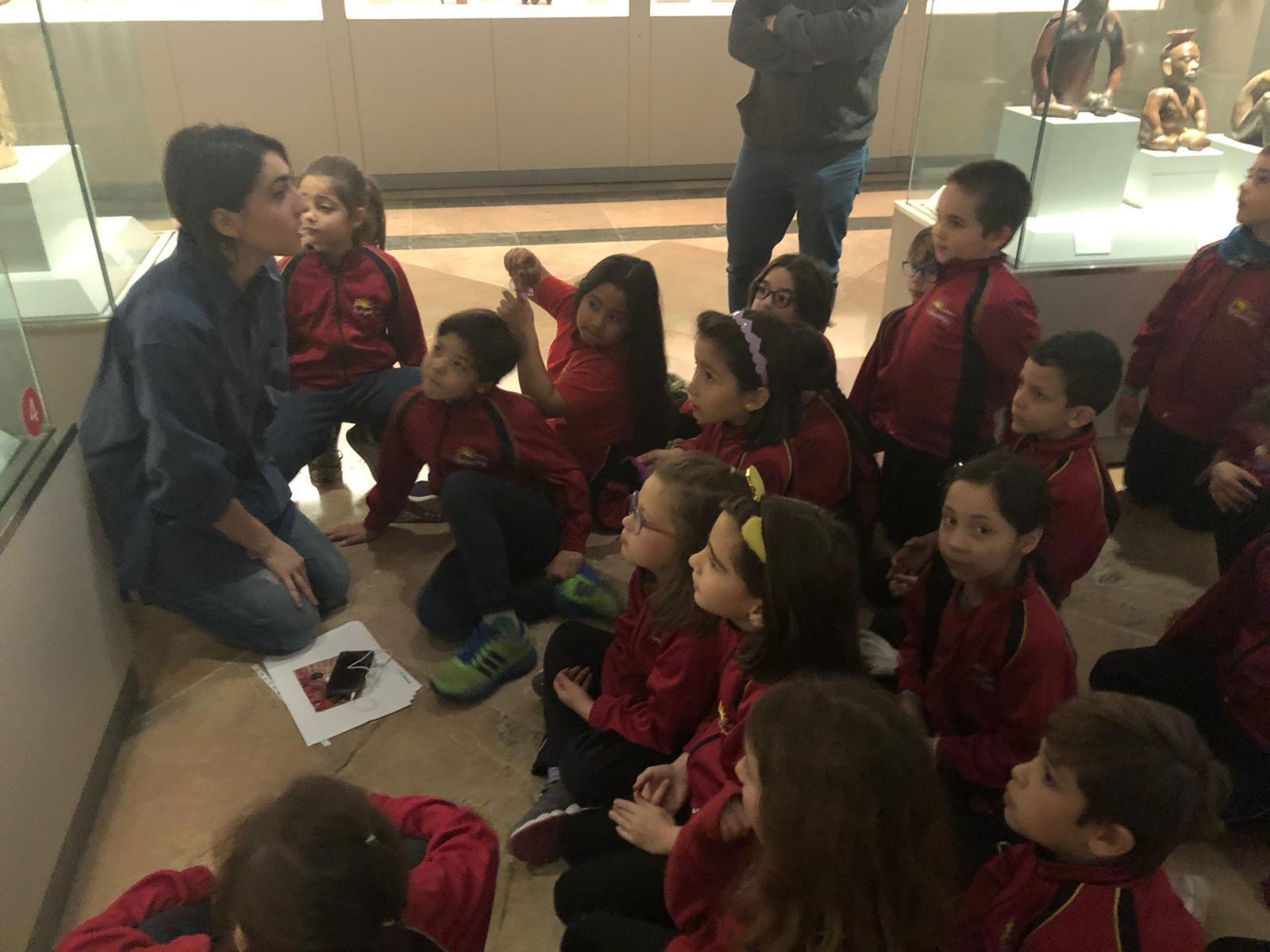MUSEO DE AMÉRICA, FEBRERO 2019 14