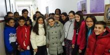 6º B Visita al laboratorio municipal de Getafe 4