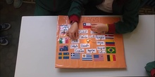 Electrical circuit game_ Flags