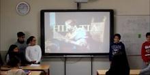 Hipatia 1ºB - Grupo 5