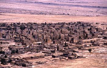 Pueblo en el norte de la provincia de Sanaa, Yemen