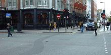 Cruce de calles