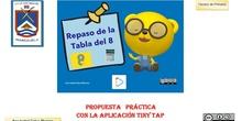 Propuesta práctica con la aplicación Tiny Tap