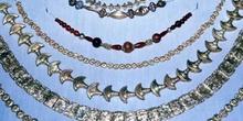 Colgantes y pulseras, Museo de Iraklio
