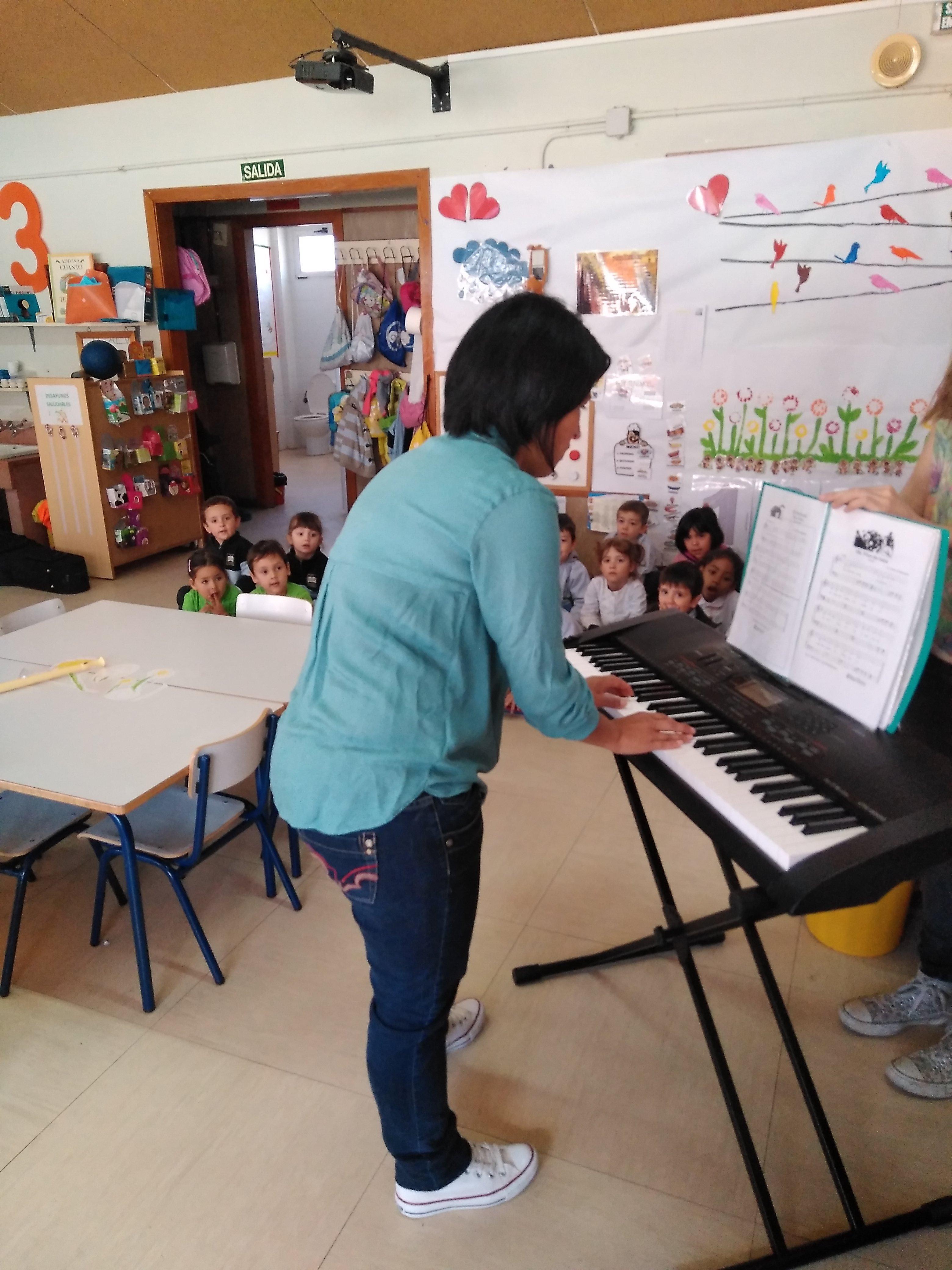 Infantil 3 años en la granja_CEIP Fernando de los Ríos_Las Rozas_2017-2018 2