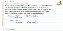 14. EXPERIMENTOS COMPUESTOS II