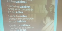 Taller de Hábitos Saludables - Ayto. Madrid - IES Emperatriz María de Austria