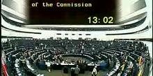 Ein Tag im Leben des Kommissionspräsidenten Barroso