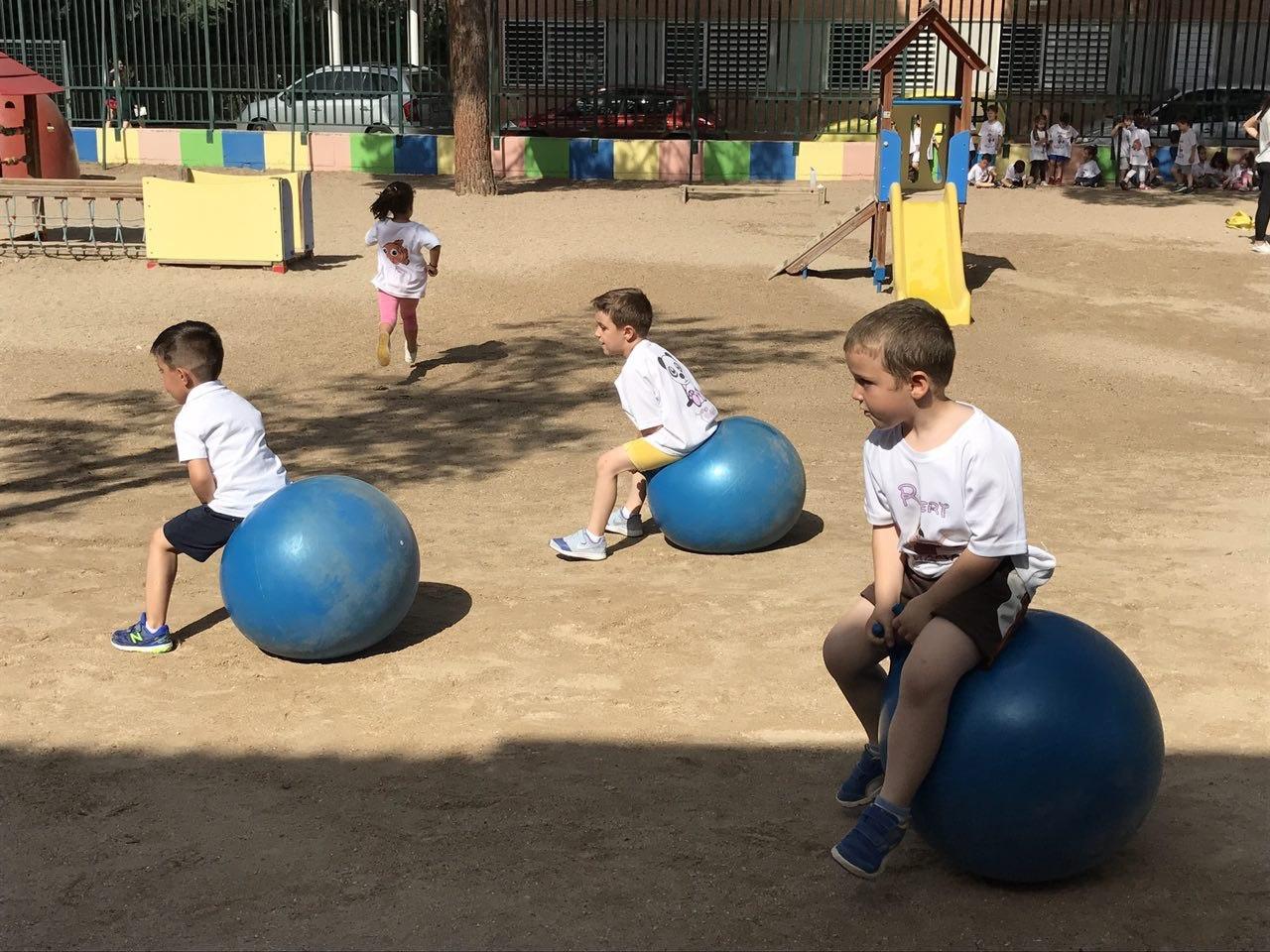 Miniolimpiadas eb Infantil. 12