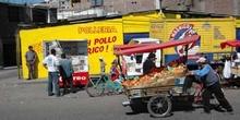 Escena cotidiana, Perú