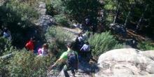2017_10_23_Sexto hace senderismo y escalada en la Pedriza 19