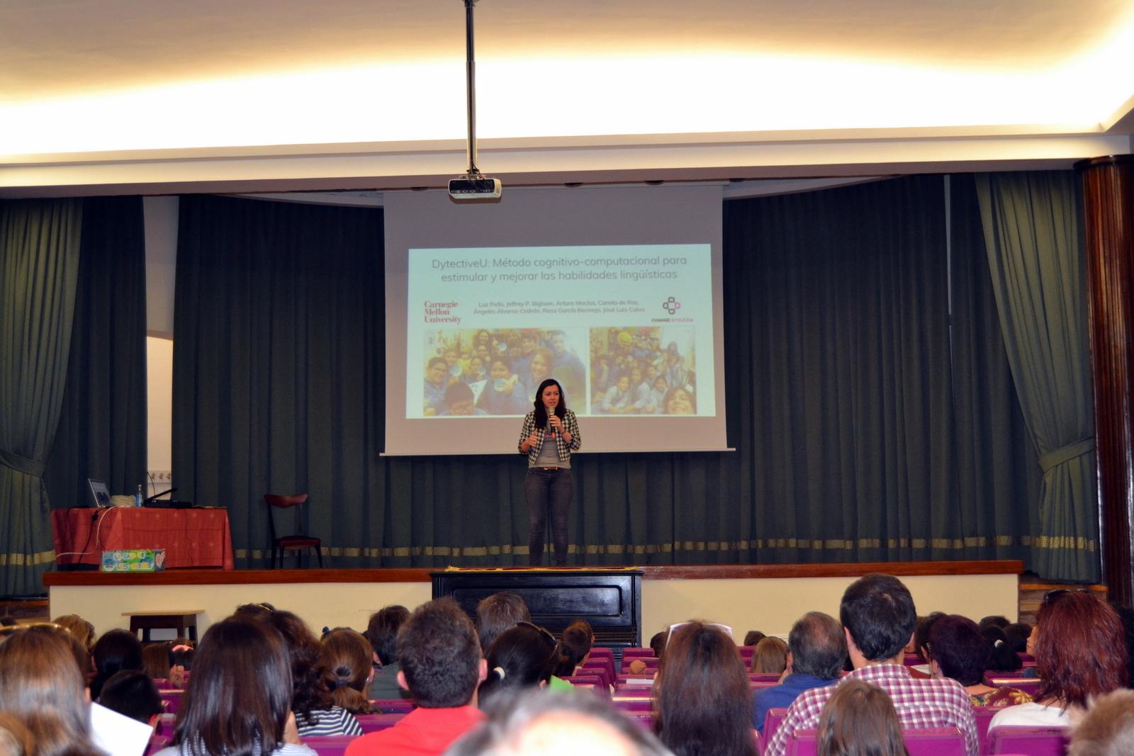 Visita de Luz Tello (DytectiveU) 36