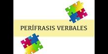 SECUNDARIA 4º - PERÍFRASIS VERBALES - ALBA GUILLÉN - FORMACIÓN