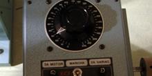 Selector de velocidad de proyector de35 mm
