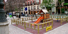 Zona recreativa infantil
