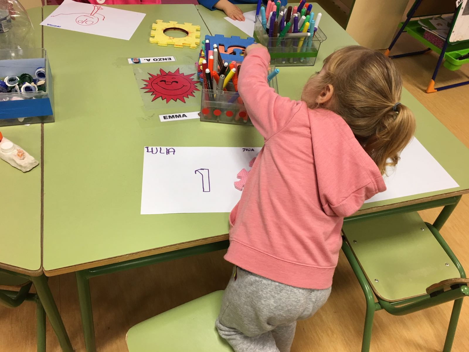 E. Infantil y sus proyectos 9