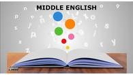 Presentación sobre el inglés medio