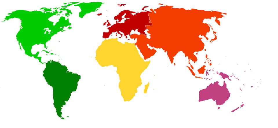 Geo Trivial: Capitales del Mundo