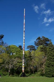 Totem más alto del mundo, Victoria