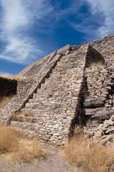 Conjunto Arqueológico de La Quemada, Villanueva, México