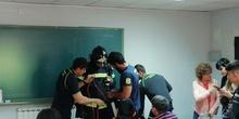 Visita de los bomberos a nuestro centro 1