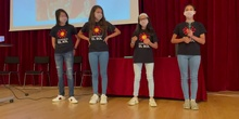 Actuación CEIP El Sol - poesía signada - NYRP 2021