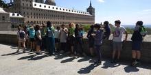 """Sexto descubre la """"verdadera historia"""" de San Lorenzo de El Escorial...CEIP FDLR_Las Rozas 16"""
