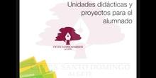 UNIDADES DIDÁCTICAS Y PROYECTOS (acceso)
