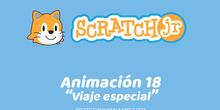 ScratchJr (Perfeccionamiento) 18-Viaje espacial