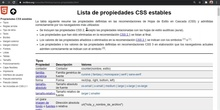 CSS Propiedades