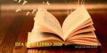DÍA DEL LIBRO 23 DE ABRIL 2020
