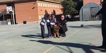 La Unidad Canina de la Policia Municipal de Las Rozas visita el cole_CEIP FDLR_Las Rozas_2017  7
