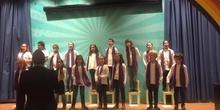 Actuación Coro Extraescolares Hospital Niño Jesús - Diciembre 2019