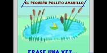EL PEQUEÑO POLLITO AMARILLO