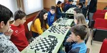 2º Torneo Ajedrez Intercentros Satafi 14