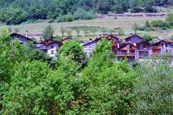 Casas del Principado de Andorra