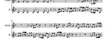 Melodía flauta y carillón_6ª Sinfonía_Beethoven_arreglo