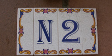Número de casa