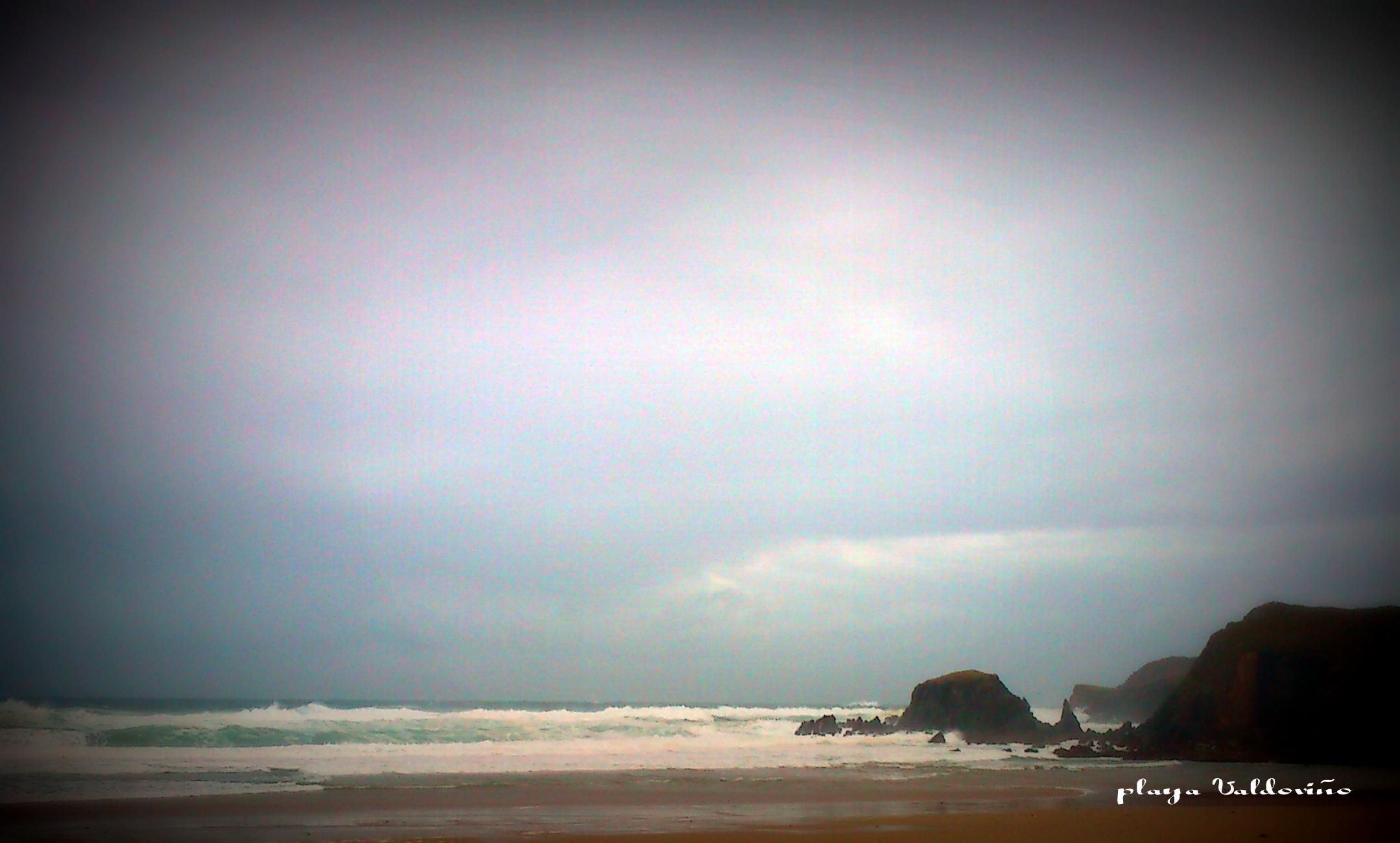playa de Valdoviño