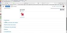 Cómo publicar un archivo en Moodle