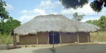 Capilla rural, Nacala, Mozambique