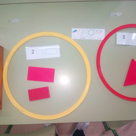 Seminario:material manipulativo para infantil y primaria adaptado a alumnos con T.E.A. 4