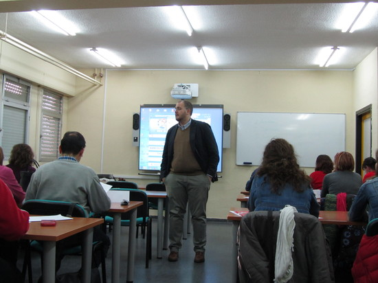 20.- CURSO. CONTENIDOS DE LENGUA CASTELLANA Y LITERATURA EN ED. PRIMARIA. Ponente: Juan Antonio Nuñez