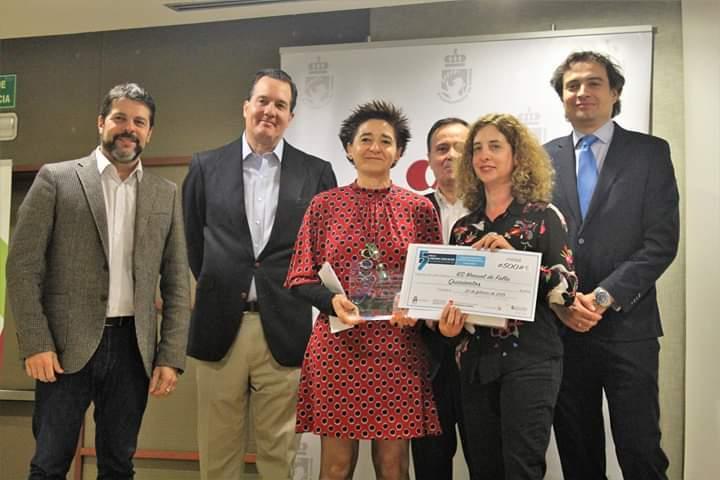 V premios educación 2019 Coslada