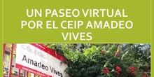 Jornada de Puertas Abiertas 2021 CEIP Amadeo Vives Paseo Virtual Educación Primaria
