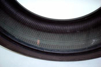 Neumático. Vista interior