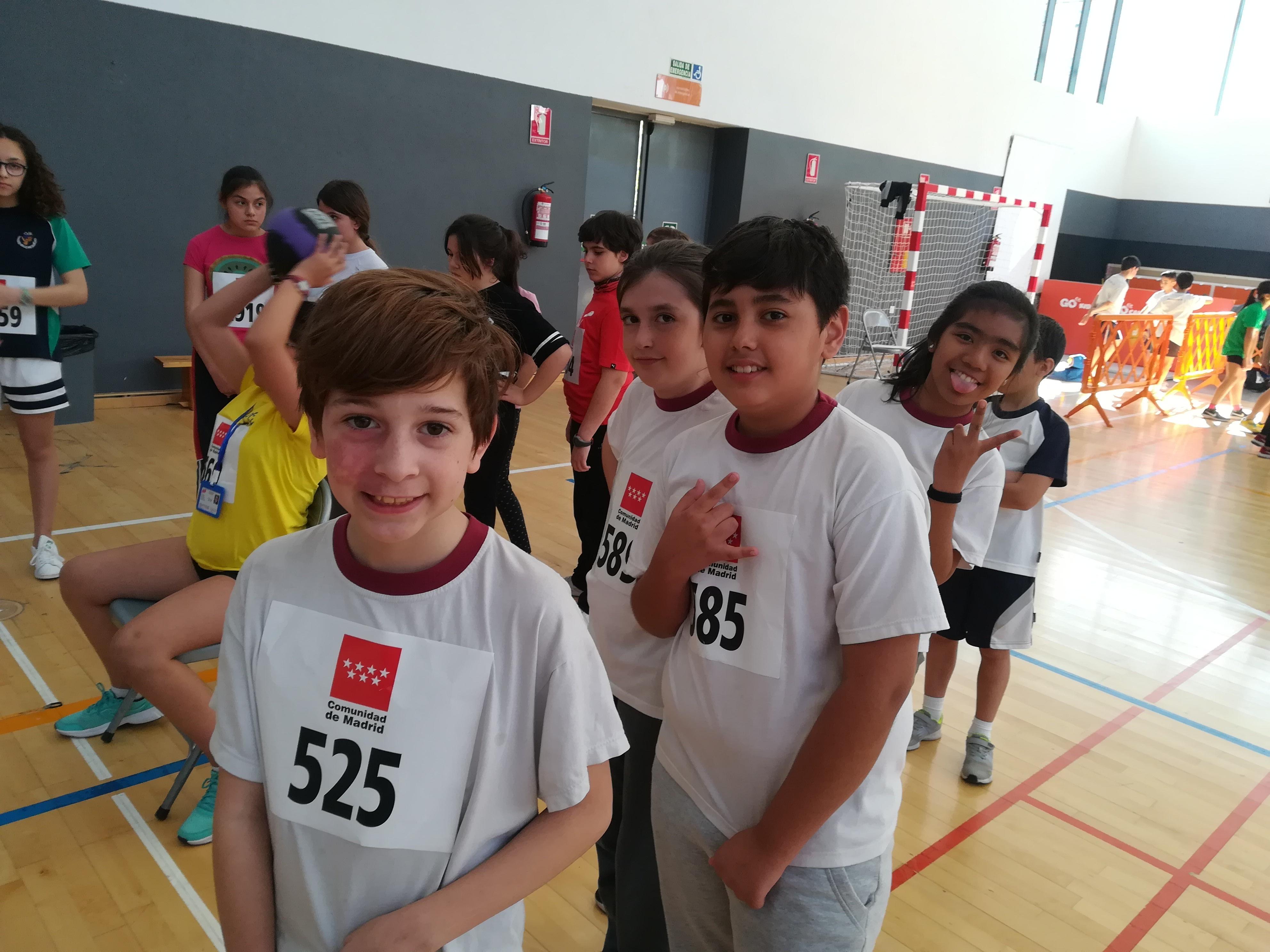 Encuentro de Atletismo 5º y 6º LUIS BELLO 7
