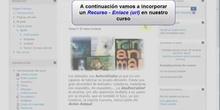 Moodle 2: Cómo enlazar una página web