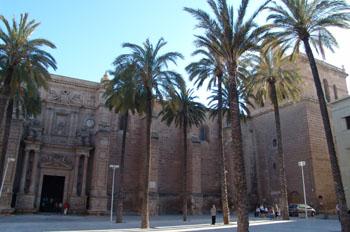 Catedral de Almería, Andalucía