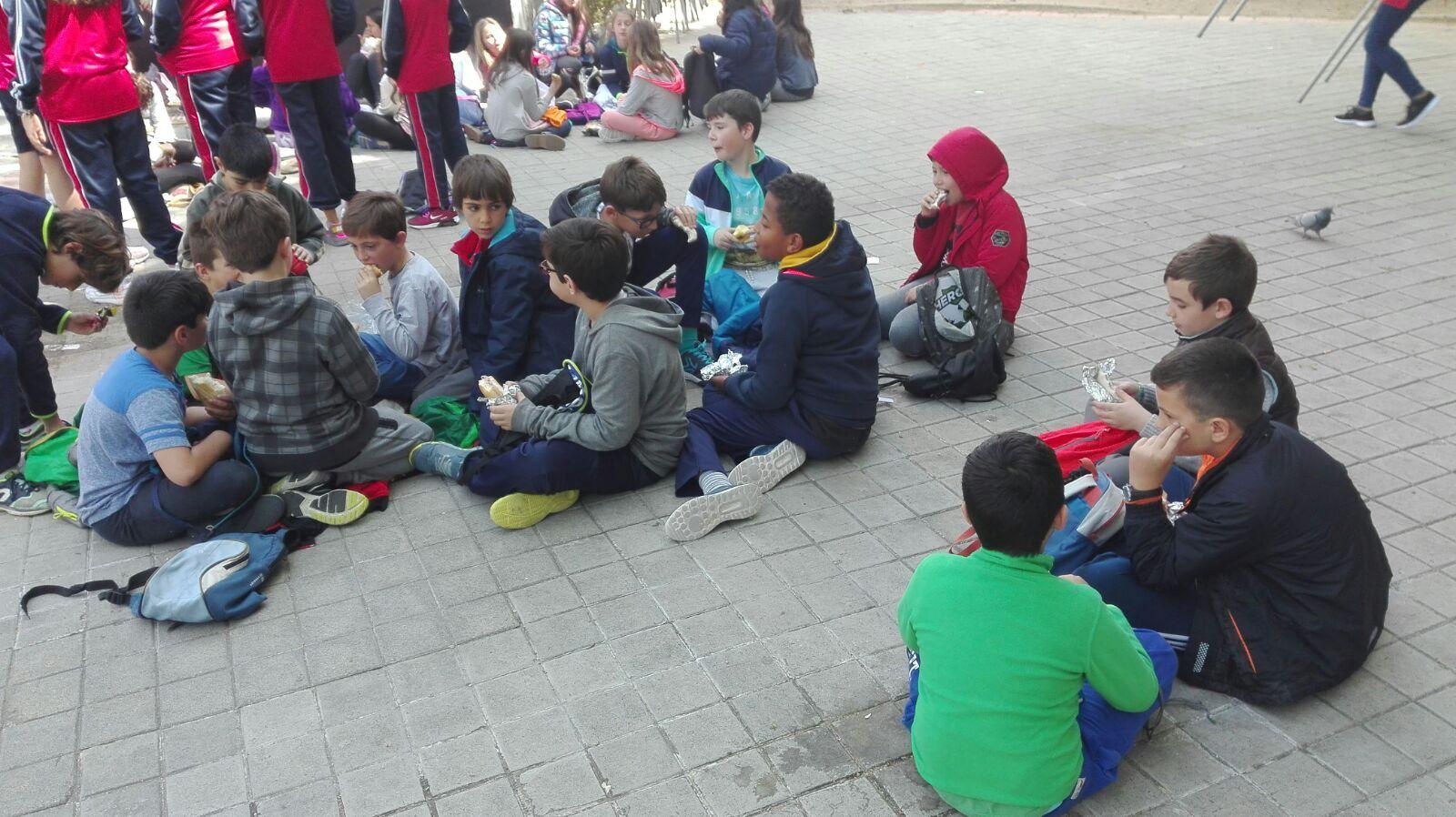 Teatro San Pol 4º de primaria 4
